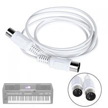 Midi-Cable Male Electric-Piano-Keyboard-Instrument To 5-Pin 3m/9.8ft