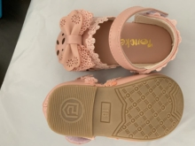 Newest Summer Kids Shoes 2019 Fashion Leathers Sweet Children Sandals For Girls Toddler Baby Breathable Hoolow Out Bow Shoes