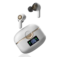 Stereo Bluetooth Kopfhörer 4 Lautsprecher 8 Stunden Surround, Touch Drahtlose Kopfhörer, in Ear Ohrhörer Headset Für Sport Musik