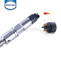 Nova bomba common rail injector 0 445 120 387 para DongFeng Cummins DCI11_EDC7|Injetor de combustível| |  -