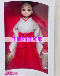 1/6 clothes For Dolls For Licca doll Momoko Doll Blyth doll clothes Jumpsuit dress suit For Girls Dolls 6