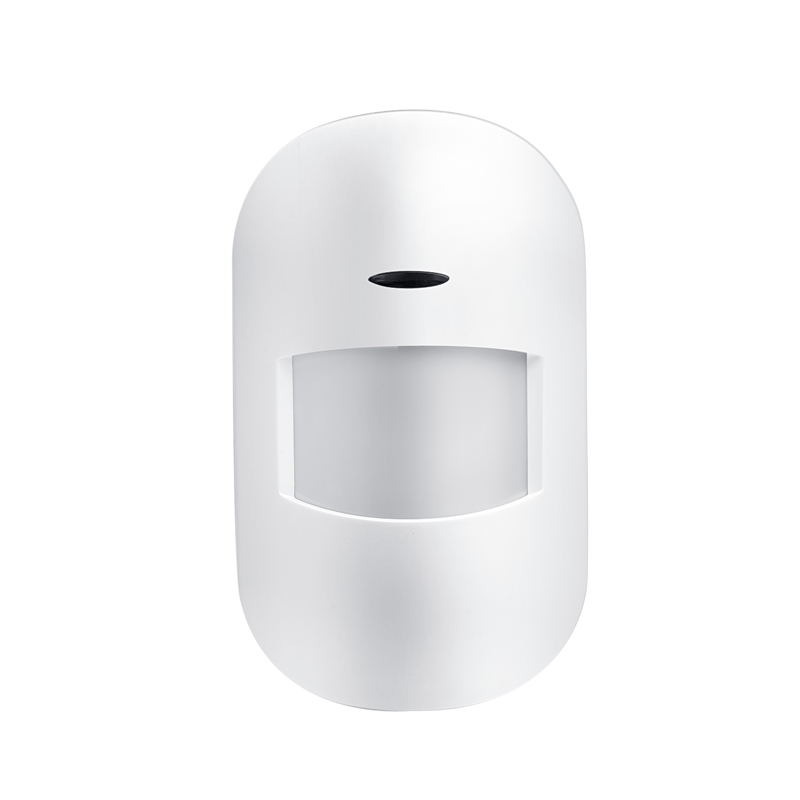 Wireless Intelligent PIR Motion Sensor Alarm Detector For WIFI GSM PSTN Home Burglar Alarm System Security Built-in Antenna