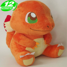 30cm Height Limited Edition Eevee Luma Anime New Plush Doll for Fans Collection Toy Charmander 30cm height limited edition eevee luma anime new plush doll for fans collection toy celebi