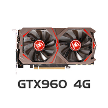 Graphics-Cards GDDR5 Nvidia Geforce GTX960 VEINEDA 128bit 4GB Hdmi Dvi 1203mhz/7012mhz