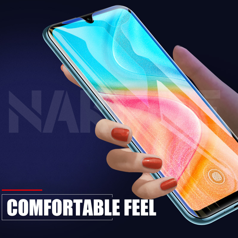 9H Tempered Clear Screen Protective Glass For Honor 9X 8X V30 V20 V10 3