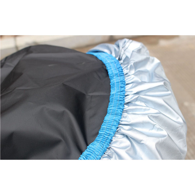 Waterproof Outdoor Motor Bike Cover 3