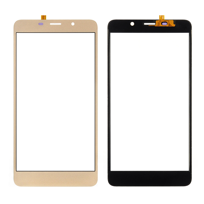 5.7 Inch For Senseit T300 Touch Screen Glass Panel Len Digitizer Black Gold