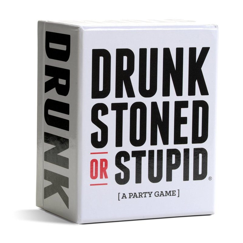 DRUNK STONED OR STUPID Card Tables To Swim A Drunken Fool Card DRUNK Card Against Humanity