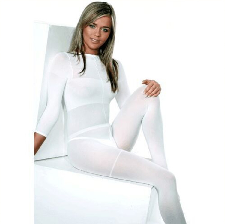 Weight Loss Accessories Body  Massage  White/black LPGcostume Vacuum Slimming Suit   For  Therapy Machine