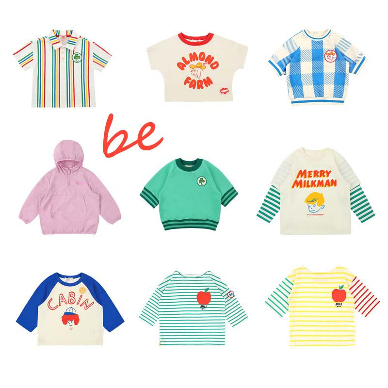 ZMHYAOKE-BE 2020 NEW Summer Baby Girls Christmas Clothing Fashion T-shirt For Kids Boys Thanksgiving Shirt Girls Tops