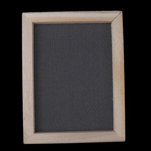 Рамка для изготовления бумаги, Набор для изготовления бумаги, рамка для высушенных цветов для творчества Крафт-бумага      АлиЭкспресс