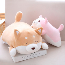 35/55cm Fat Shiba Inu Dog Plush Doll Toys Cute Puppy Dog Stuffed Soft Doll Cartoon Pillow Toy Gift For Kids Baby Children plush toy dog cute puppy doll toy doll can be used for wedding gifts for children s gift kids toys free shipping