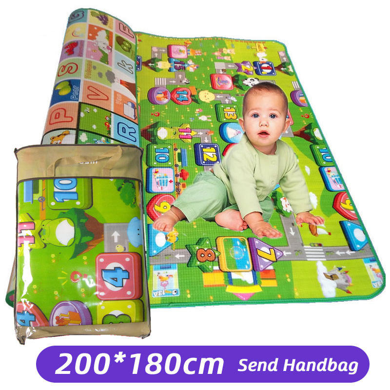 Carpet Floor Mat Foam Play Px02