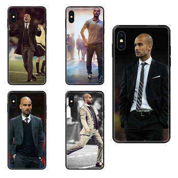Collection For Galaxy A70 A71 A70E A5 A6 A7 A8 A10 A10S A20 A20S A20E A21S A30 A30S A40 A50 World Famous Pep Guardiola TPU image
