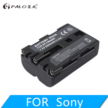 1-4pcs NP-FM500H NP FM500H NPFM500H 2000mAh Camera battery For Sony A57 A58 A65 A77 A99 A550 A560 A580 battery l10