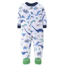 Детские комбинезоны на Рождество; Одежда для маленьких мальчиков;