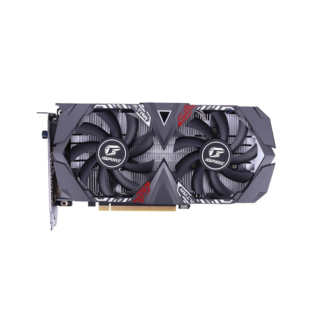 Colorful IGame GeForce GTX 1650 Ultra 4G Graphic Card Video Card GDDR5 4G Graphic Card DP+HD+DVI 12nm