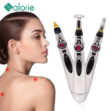 Newst Electronic Acupuncture Pen Electric Meridians Laser Therapy Heal