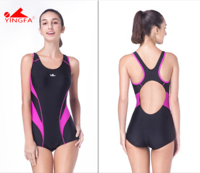 2019 Fashion One Piece Swimsuit Slimming Bathing Suit Training Swimwear Women Arena Competitive Swimming Suit For Triatlon Mujer
