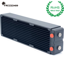 Copper Radiator Heat-Sink Water-Cooler FREEZEMOD 360mm 3-Layers 65mm Thickness