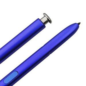 Image 3 - Caneta de pressão inteligente s stylus capacitivo para samsung galaxy note 10 n970 10 + n975 ativa caneta stylus telefone móvel s caneta