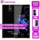 OUKITEL K3 Pro смартфон с 5,5-дюймовым дисплеем, восьмиядерным процессором MT6763, ОЗУ 4 Гб, ПЗУ 64 ГБ, 6000 мАч, 9 В/2 А