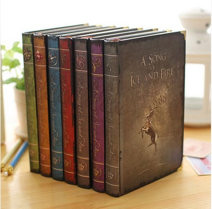 2020 Game Of Thrones Planner Notebook A Song Of Ice And Fire Book A5 Size Office Stationery Office Students Present