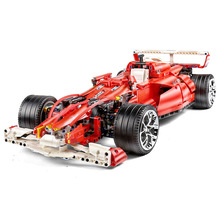 1:11 2020 Technic Formula F1 Racing Super Car 248 Building Blocks Model Sets Bricks Classic For Children Toys Gift aiboully 3335 technic f1 racer building bricks blocks toys for children game car formula 1 compatible with aiboully 8674
