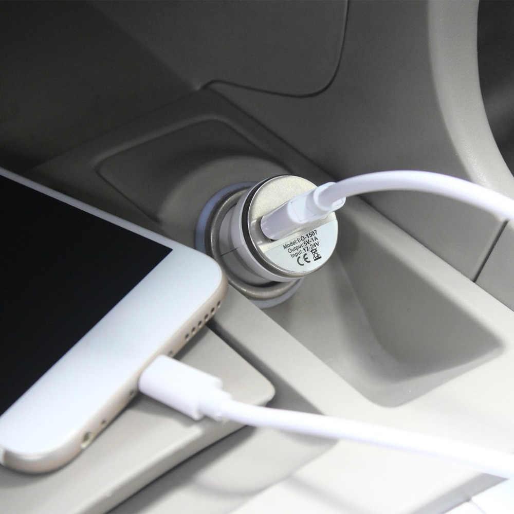 2018 USB شاحن سيارة شحن محول الطاقة لابل لأجهزة أي بود تاتش آيفون 4 3G 4G 4s سيارة ولاعة السجائر الساخن