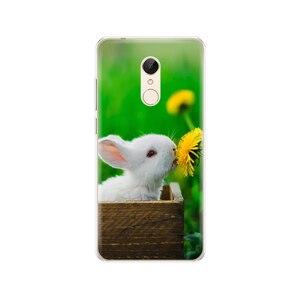 Image 5 - Silikon telefon Fall Für Xiaomi Redmi 5 5,7 zoll Xiaomi Redmi 5 Plus 5,99 Inch Fall für hongmi Redmi 5 plus fation telefon shell