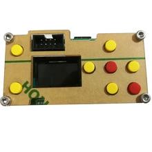 CNC мини лазерная гравировальная машина Автономный контроллер для ЧПУ 3018 2418 1610 DIY Лазерный гравер 1 ГБ TF Карта 3 оси GRBL в автономном режиме