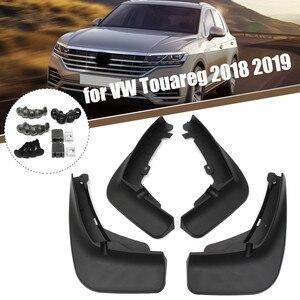 Image 1 - واقيات الطين لـ VW/Touareg 1 MK1 2 MK2 3 MK3 2008 2020 ، واقيات الطين ، وإكسسوارات رفرف السيارة الأمامية والخلفية