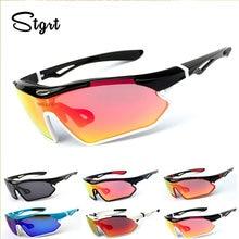 RX Men Prescription Sunglasses Outdoor Sports Protection Golf Glasses UV400 For Bicycle Goggles gafas ciclismo цена в Москве и Питере