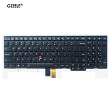Освещенная контржурным светом английскую клавиатуру для lenovo IBM thinkpad E531 L540 W540 W550 W541 T540 T540P E540 P50S L570 T560 L560 свяжитесь с нами