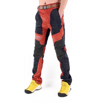 Mężczyźni jesienno-zimowa outdoor wodoodporne ciepłe spodnie do wędrówek pieszych Camping Trekking kolarstwo spodnie polarowe męskie spodnie sportowe Super jakość tanie i dobre opinie Lycra Zipper fly Pełnej długości Gore tex H38W6H Camping i piesze wycieczki Pasuje prawda na wymiar weź swój normalny rozmiar