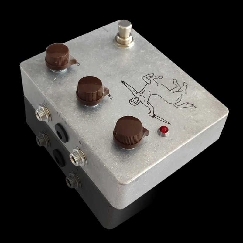 المهنية اليدوية الرجعية اللون Klon سنتور سق الغيتار تأثير الدواسة مع صحيح الالتفافية ل الكهربائية Guitara