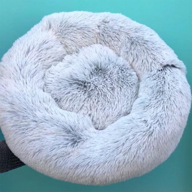 Donuts Dog Bed Basket Calming Bed Hondenmand Pet Kennel   2