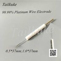Platin Draht Elektrode/99.99%/Platin Net Elektrode Platin Blatt Elektrode/Reinem Platin Draht-in Klimaanlage Teile aus Haushaltsgeräte bei