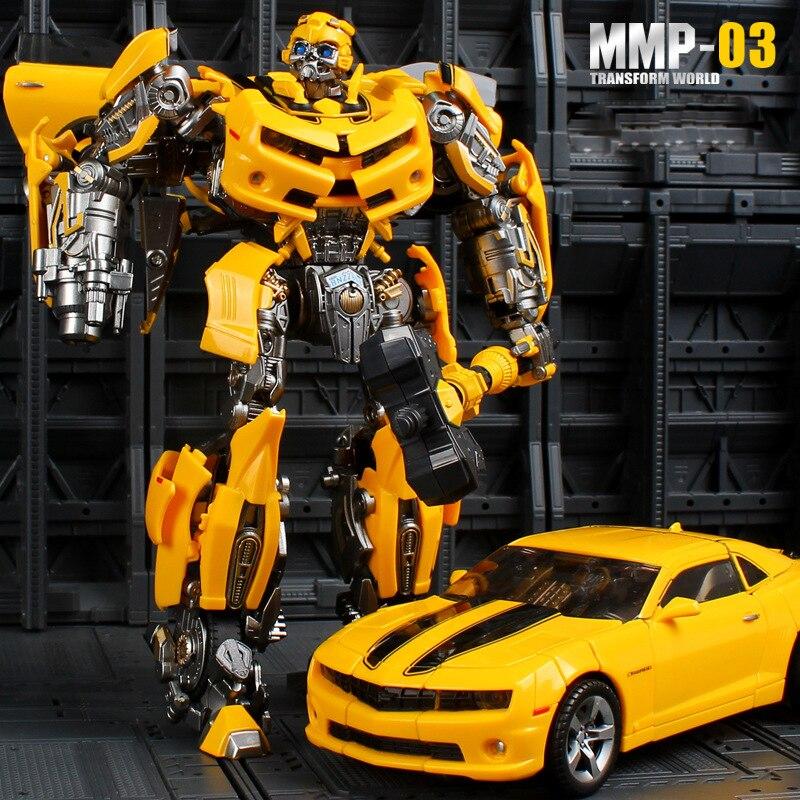 MMP03 Ação Metal Deformado