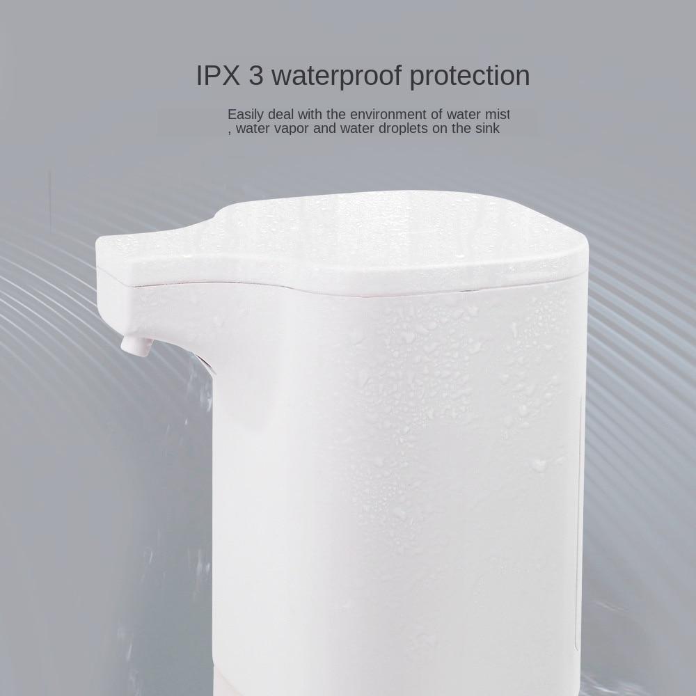 H9d845e4fce734b12b0a6007398a2c4a2I Automatic Foam Soap Dispenser Infrared Sensing Foam Soap Dispenser Induction Liquid Soap Dispenser For Bathroom Kitchen Hotel