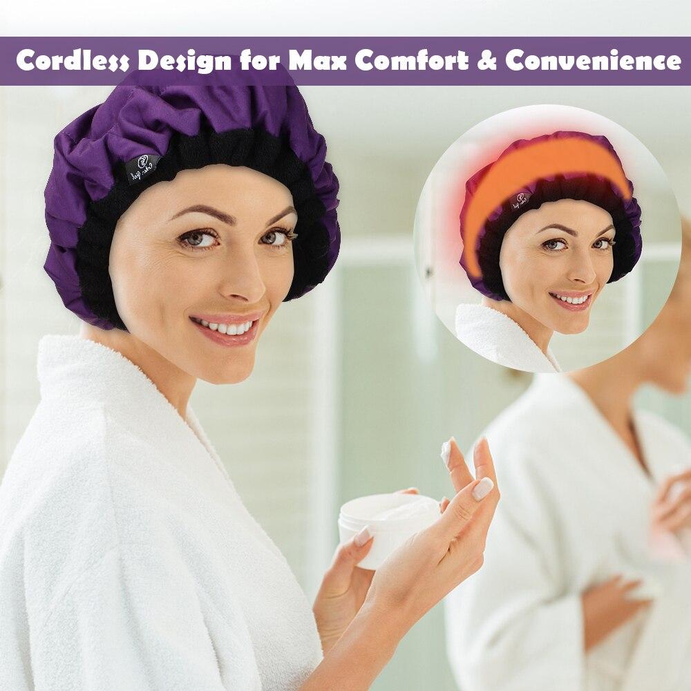 estilo cuidados com o cabelo condicionamento profundo