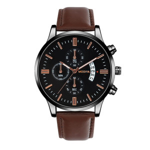 Men Luxury Stainless Steel Watch Quartz Business Calendar Wristwatch New relogio masculino curren watch men часы мужские Reloj