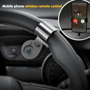 Mobile-Phone-Controller Navigation Steering-Wheel Wireless Car Car-Mounted Portable