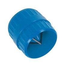 Deburring Chamfer Tube Chamfering Attachment Drill bit Remover Blue Mini