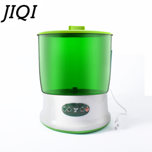 Image 3 - 110V/220V Bean Sprouts Maker Thermostat Green Vegetable Seedling Growth Bucket Automatic Electric Sprout Bud Germinator Machine