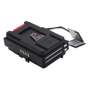 Image 5 - TZT v type CFast 2.0 do adaptera SDD do Blackmagic URSA Mini PRO/Broadast CanonXC10 C300 MARKII
