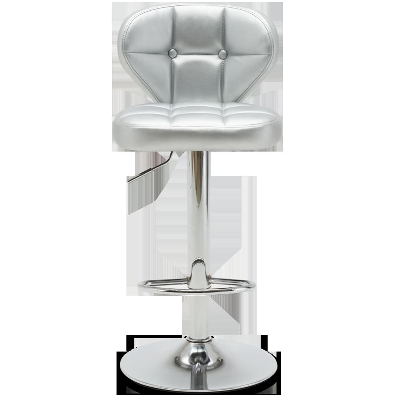 Bar Stool Bar Bar Swivel Lift Back Chair Home Bar Chair High Bar Stool Cash Register Stool