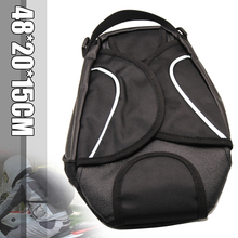 For Phone/GPS 1PC Waterproof Motorcycle Oil Fuel Tank Bag Saddlebag Big Screen With Four Magnets 48x20x15CM TREYUES