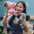 25 см милые игрушки, плюшевые слоны для сна оригиналы Choo Express Humphrey мягкие куклы животных для маленьких детей подарок на день рождения