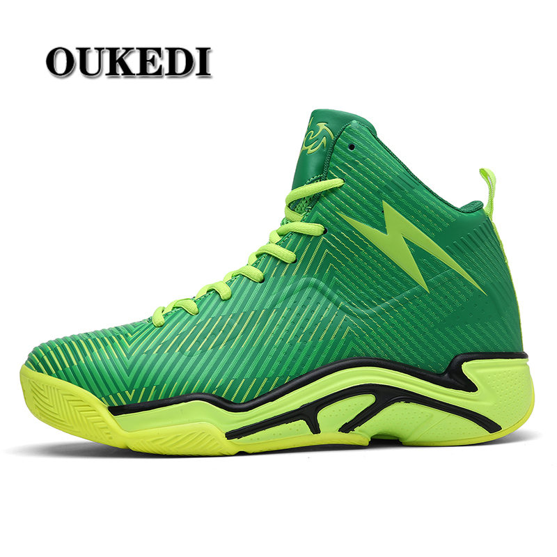 Bright Colors Men's Basketball Shoes walking Shoes Men Basketball Sport Shoes Training Spring Ankle Boots Outdoor basket homme|Basketball Shoes| |  - title=